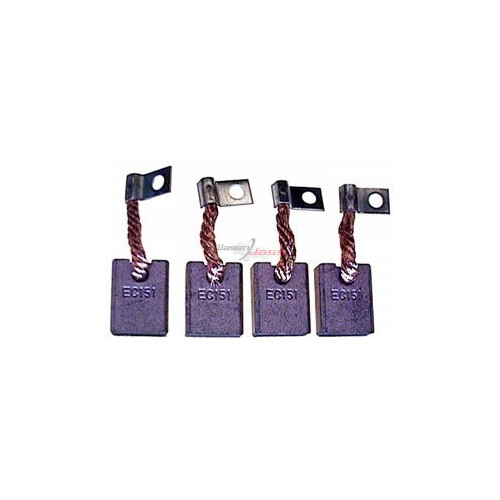 Kohlensatz / - für anlasser ISKRA E100