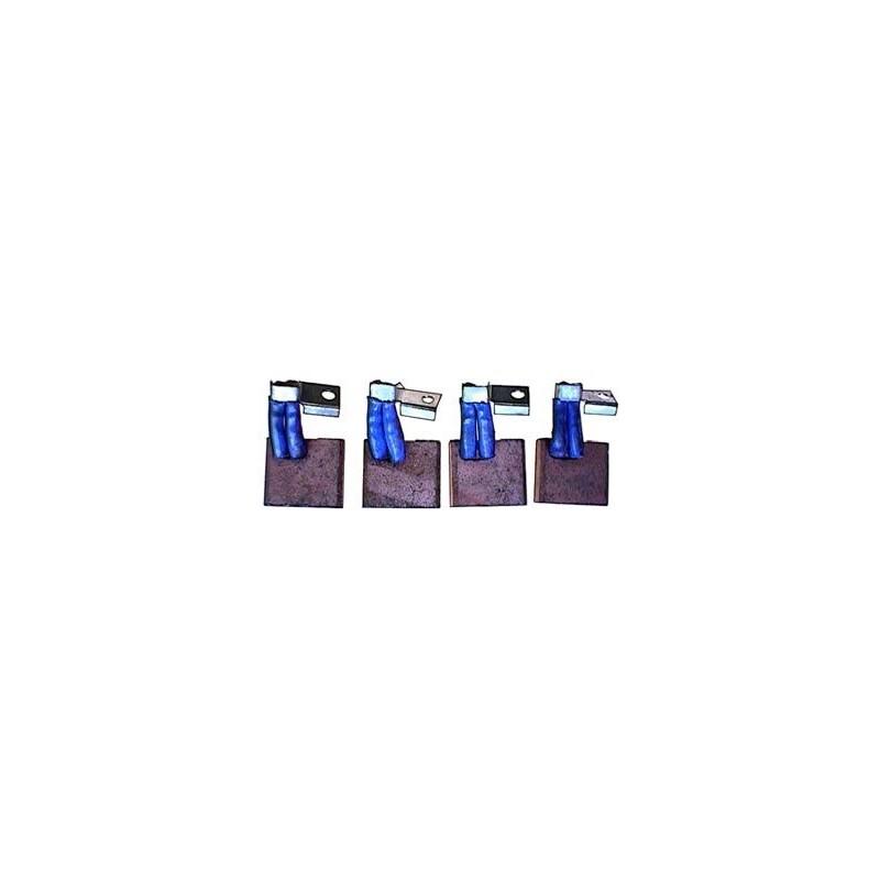 Brush set for starter MAGNETI MARELLI 63224301 / 63224302 / 63224398 / 63225301 / 63225303