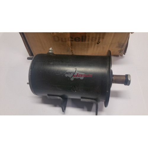 Starter Generator 6 volts Ducellier 7265 for Renault 3 and 4
