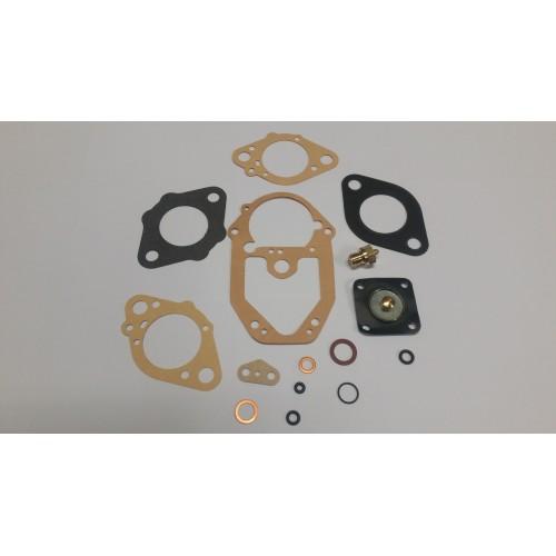 Pochette de joint pour carburateur 32DISA sur Fiat 128 et Alfasud