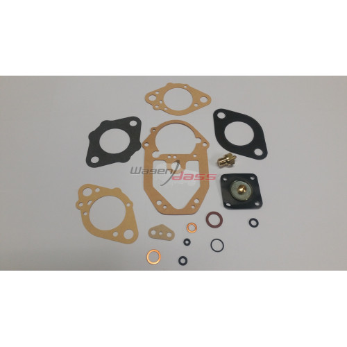 Service Kit for carburettor 32DISA on Fiat 128 and Alfasud