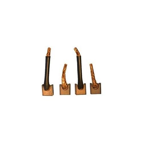 Brush set for starter VALEO 188839 / D7G26 / D7R1 / D7R11 / D7R12