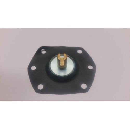 Membrane de pompe de reprise pour carburateur Solex 40ADDHE sur Alfa roméo