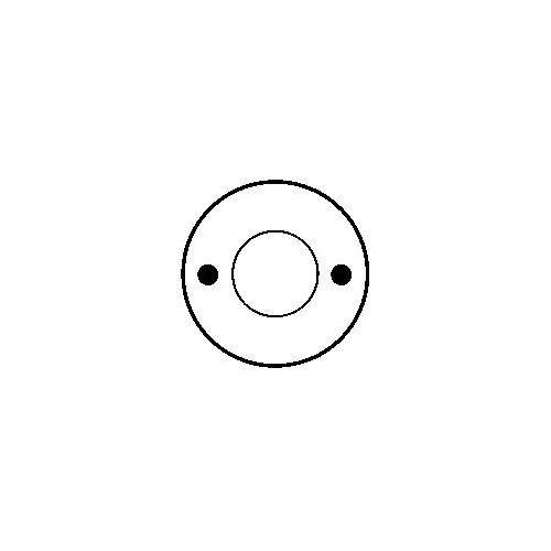 Contacteur / Solénoïde pour démarreur Denso 028000-0430 / 028000-1370 / 028000-1850