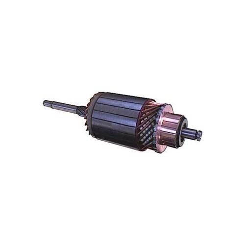 Induit pour démarreur Bosch 0001362034 / 0001362035 / 0001362036