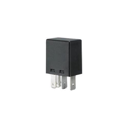 Micro relais 5 bornes 12 volts 20/10 ampères avec résistance