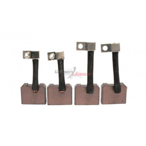 Kohlensatz / - für anlasser DELCO REMY 10461470 / 10479600 / 10479605