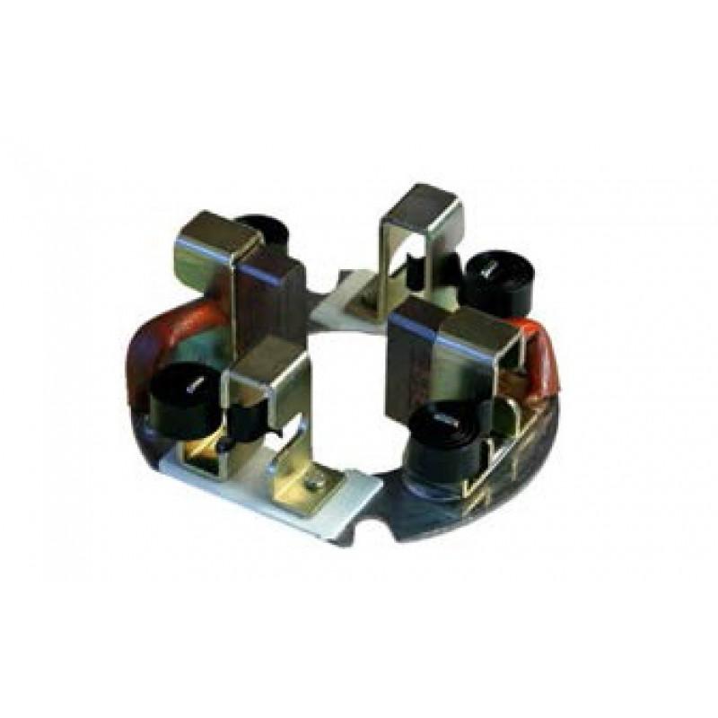 Porte balais / couronne pour démarreur Hitachi S13-33 / S13-33A / S13-33B / S13- 34A
