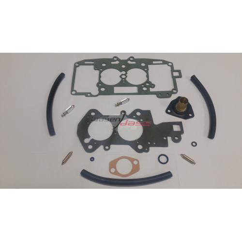 Gasket Kit for carburettor Pierburg 34/34 2B4 on BMW 316 and 518