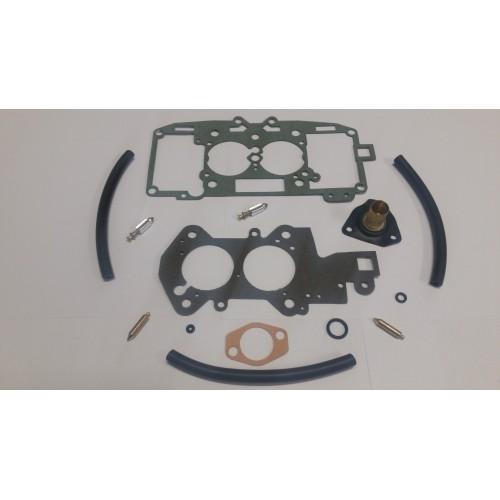Pochette de joint pour carburateur Pierburg 34/34 2B4 sur BMW 316 et 518