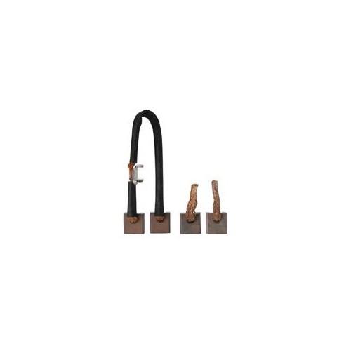 Kohlensatz / - für anlasser DELCO REMY 10455010 / 10455011 / 10455013