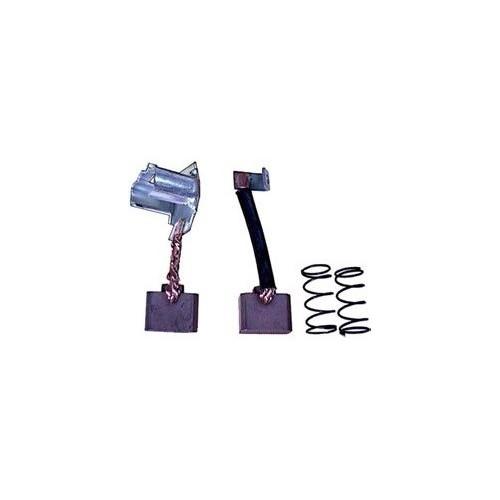 Brush set / - for starter Delco Remy 1107203 / 1108421 / 3471143