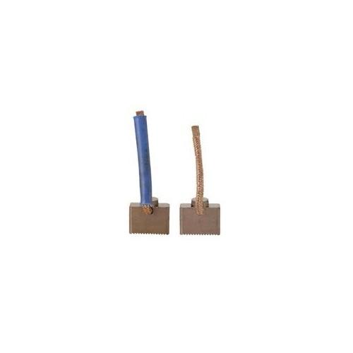 Brush set / - for starter Delco Remy 150 / 168 / 172 / 3471150 / 3471168