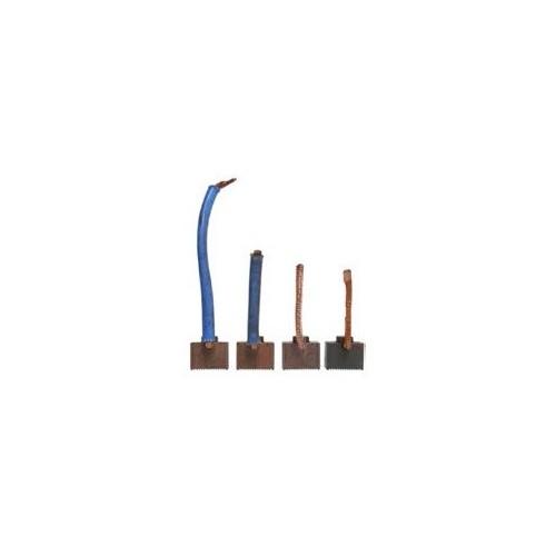 Brush set for starter DELCO REMY 176 / 3471153 / 3471154 / 3471155
