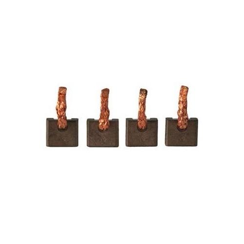 Brush set / - for starter Delco Remy PG260 / 8000032 / 8000321 / 9000786