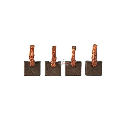 Jeu de balais / charbon pour démarreur Delco remy PG260 / 8000032 / 8000321 / 9000786