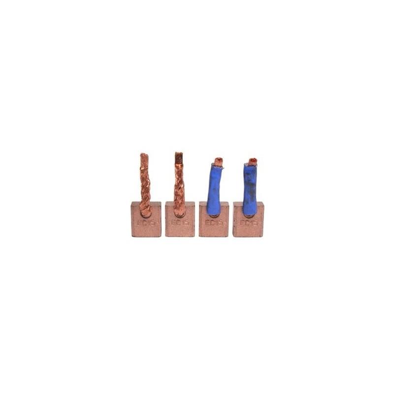 Kohlensatz / - für anlasser MITSUBISHI m1t50172 / M1T50471