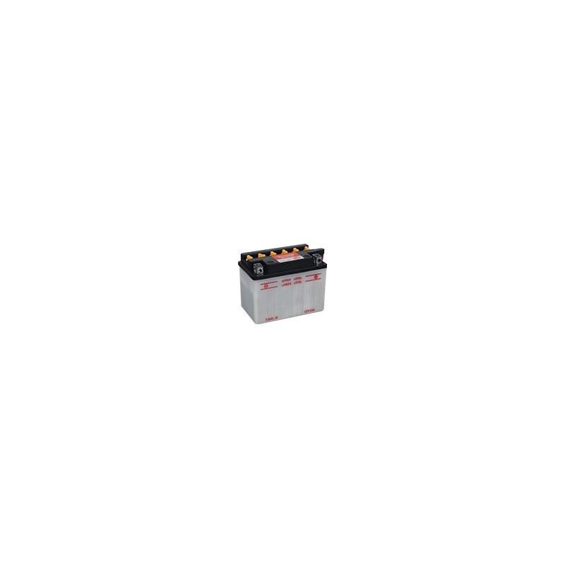 Batterie Moto / Scooter YB4LB 12 volts 4 ampères