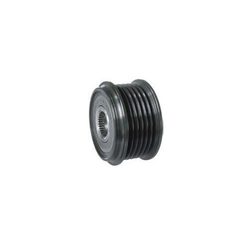 Poulie pour alternateur Bosch 0124515019 / 0124515054 / 0124525001