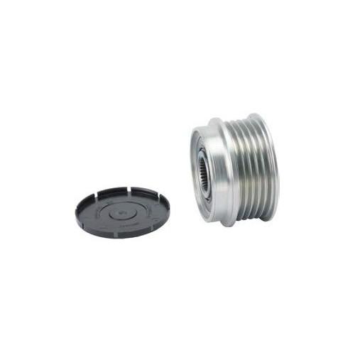 Poulie pour alternateur Bosch 0124315011 / 0124325018 / 0124325049