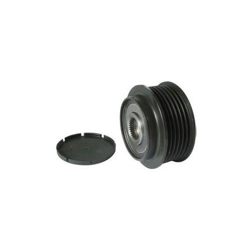 Poulie pour alternateur Bosch 0121715003 / 0124315001 / 0124315013
