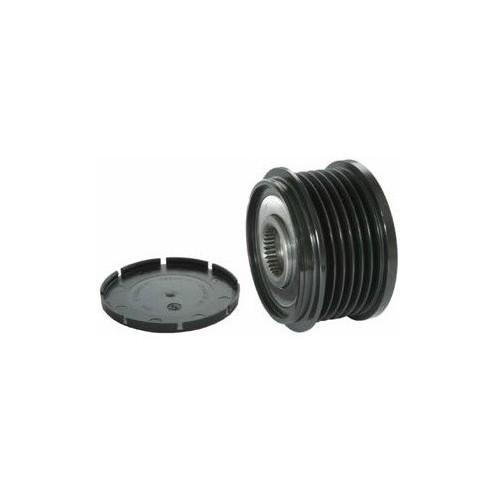 Poulie pour alternateur Bosch 0123320054 / 0123325020 / 0123510091