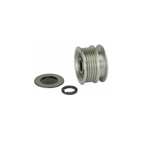 Poulie pour alternateur Bosch 0124315006 / 0124315012 / 0124325014