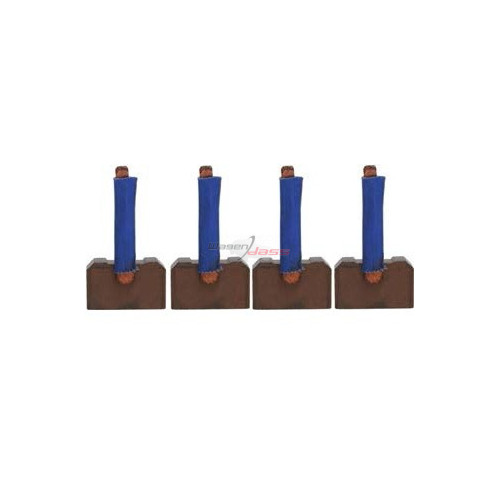 Brush set for starter DENSO 028000-5620 / 028000-7000 / 028000-7001