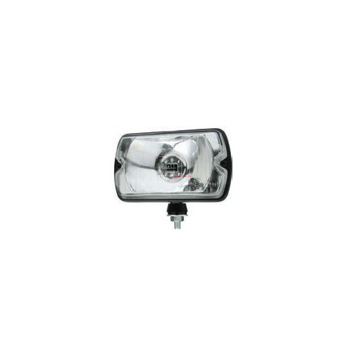 Driving Lamp rectangular e-approval