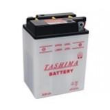 Batterie moto B38-6A 6 volts 13 ampères