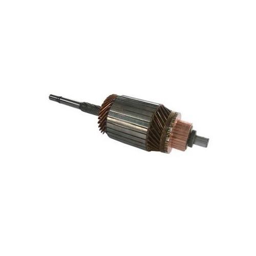 Induit pour démarreur Bosch 0001354082 / 0001354090 / 0001354091