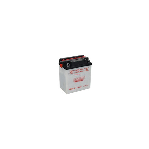 Batterie Moto YB3LA 12 volts 3 Amp