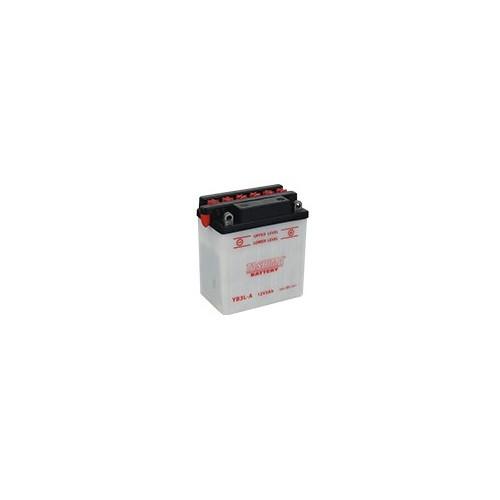 Batterie Moto YB3LA 12 volts 3 ampères