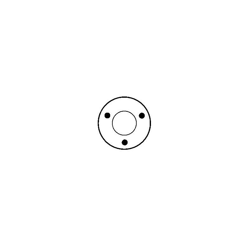 Magnetschalter für anlasser DUCELLIER 534023 / 534039 / 534039A