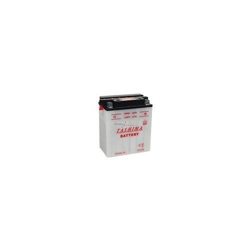 dry motorcycle battery YB12ALA2 12 volts 12 Amp