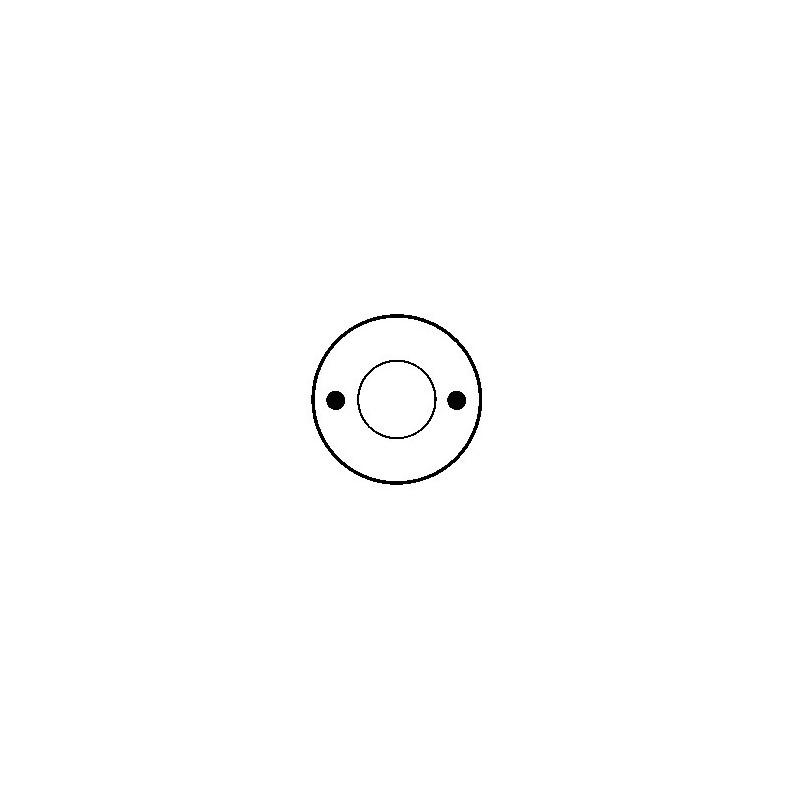 Magnetschalter für anlasser BOSCH 0001208227 / 0001212011 / 0001215001