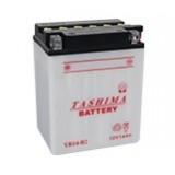 Batterie Moto YB14B2 12 volts 14 ampères