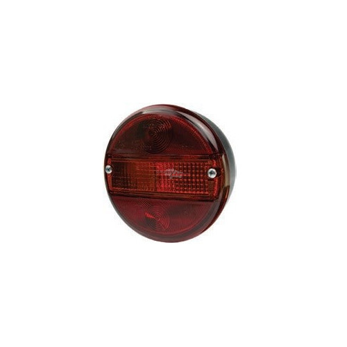 Round multi-function-lamp Numberplates light