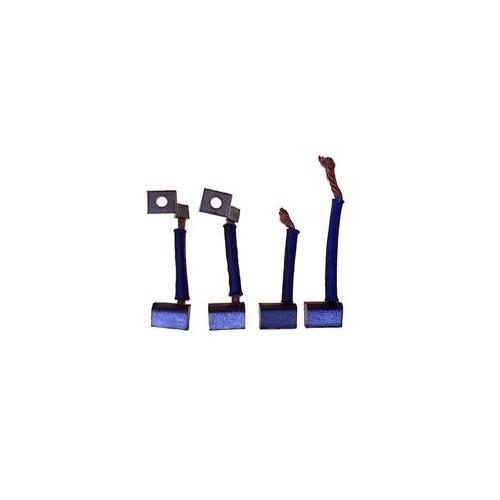 Brush set For VALEO starter D9E100 / D9E131 / D9E138