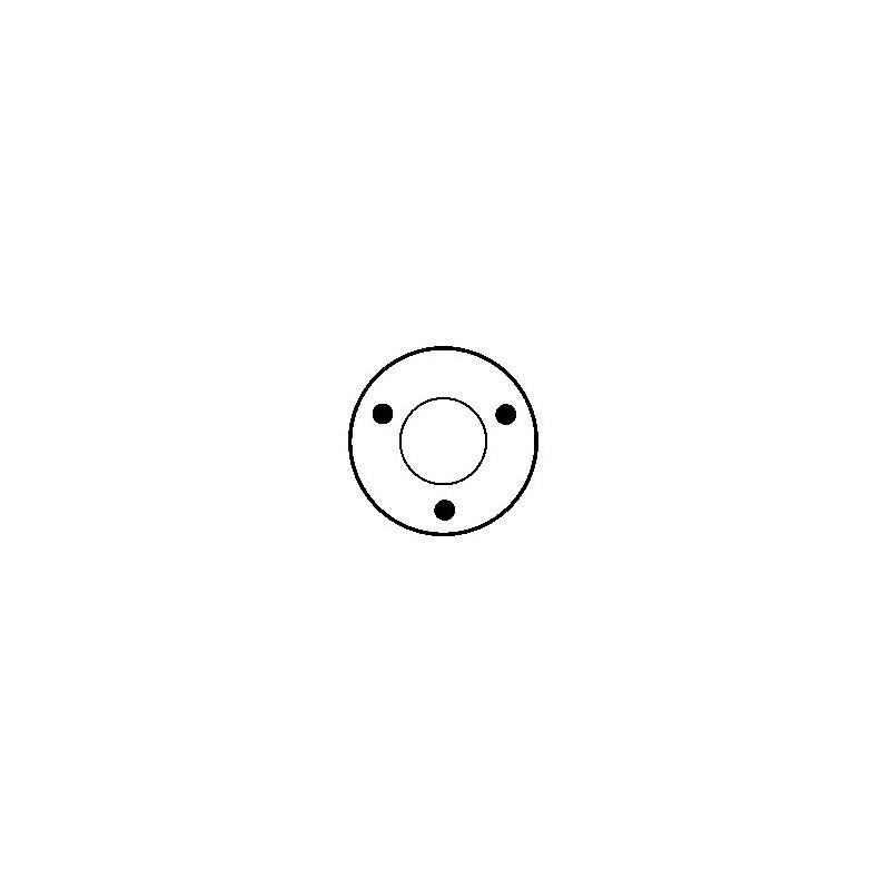 Magnetschalter für anlasser BOSCH 0001359043 / 0001359084 / 0001359111