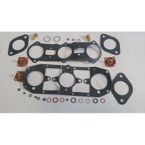 Pochette de joint pour carburateur Zénith 40 TIN pour Porsche