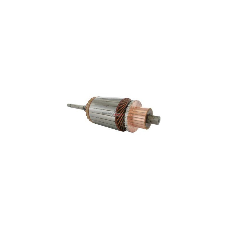 Armature for starter Ducellier 6127 / 6180 / 6232 / 6232A / 6233 / 6233A