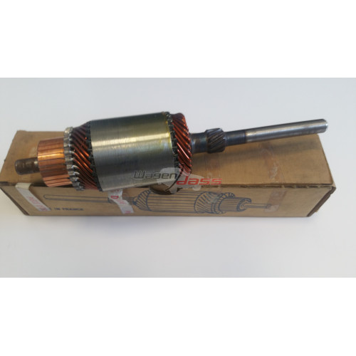 Armature for starter PARIS-RHONE D8E103