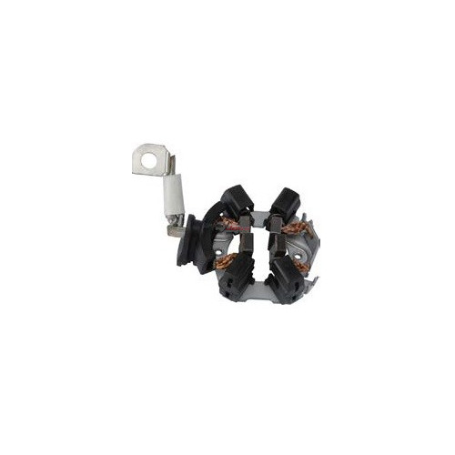 Couronne / Porte balais pour démarreur Bosch 0001115074 / 0001115075 / 0001115077