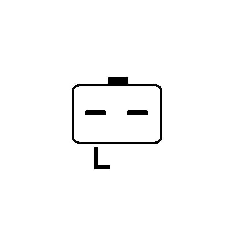 Regulator for alternator VALEO sg10b010 / sg10b011 / sg10b016