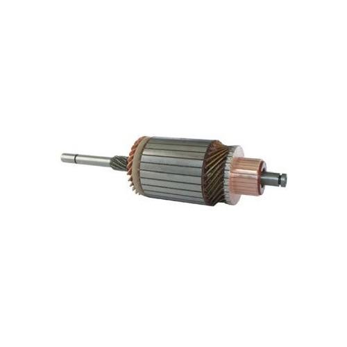 Induit pour démarreur Bosch 0001314025 / 0001314026 / 00013140271502