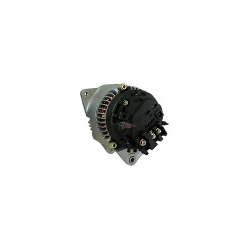 Alternator replacing New Holland 82003307 / 82010242 / 8210242
