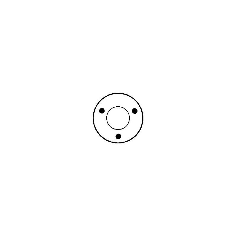 Magnetschalter für anlasser BOSCH 0001218157 / 0001218757 / 0001223001