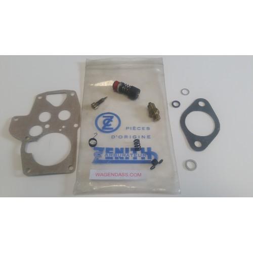 Pochette de joint pour carburateur zenith 34S sur Simca