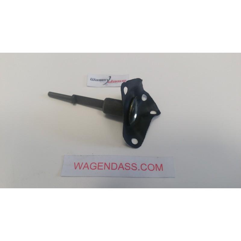 Diaphragm for carburettor WEBER 32ICEV